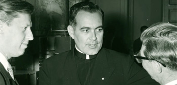 First Trailer for 'Hesburgh' Doc on Notre Dame's Theodore Hesburgh