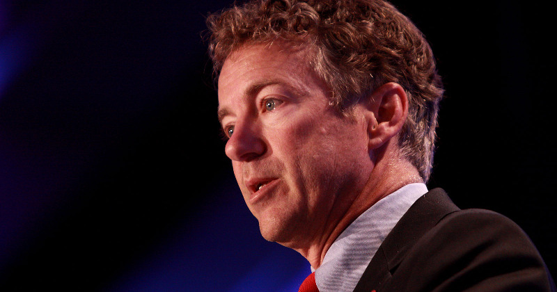 Rand Paul Will Vote Against Trump's National Emergency Declaration