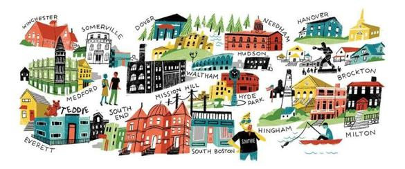 Top spots to live in Greater Boston in 2019
