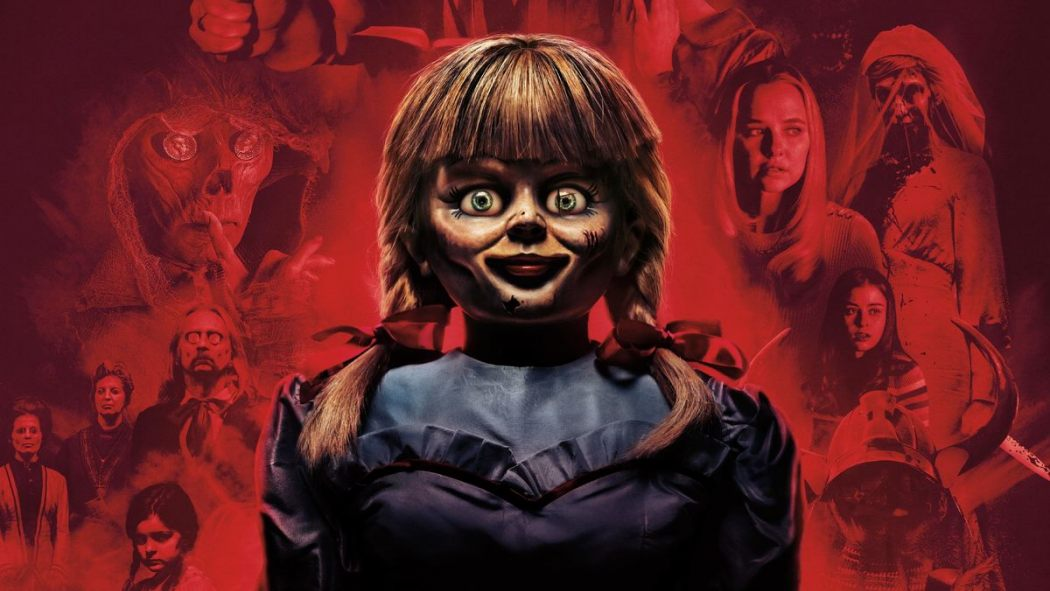 ANNABELLE COMES HOME Review: Welcome To An Eerie Dollhouse