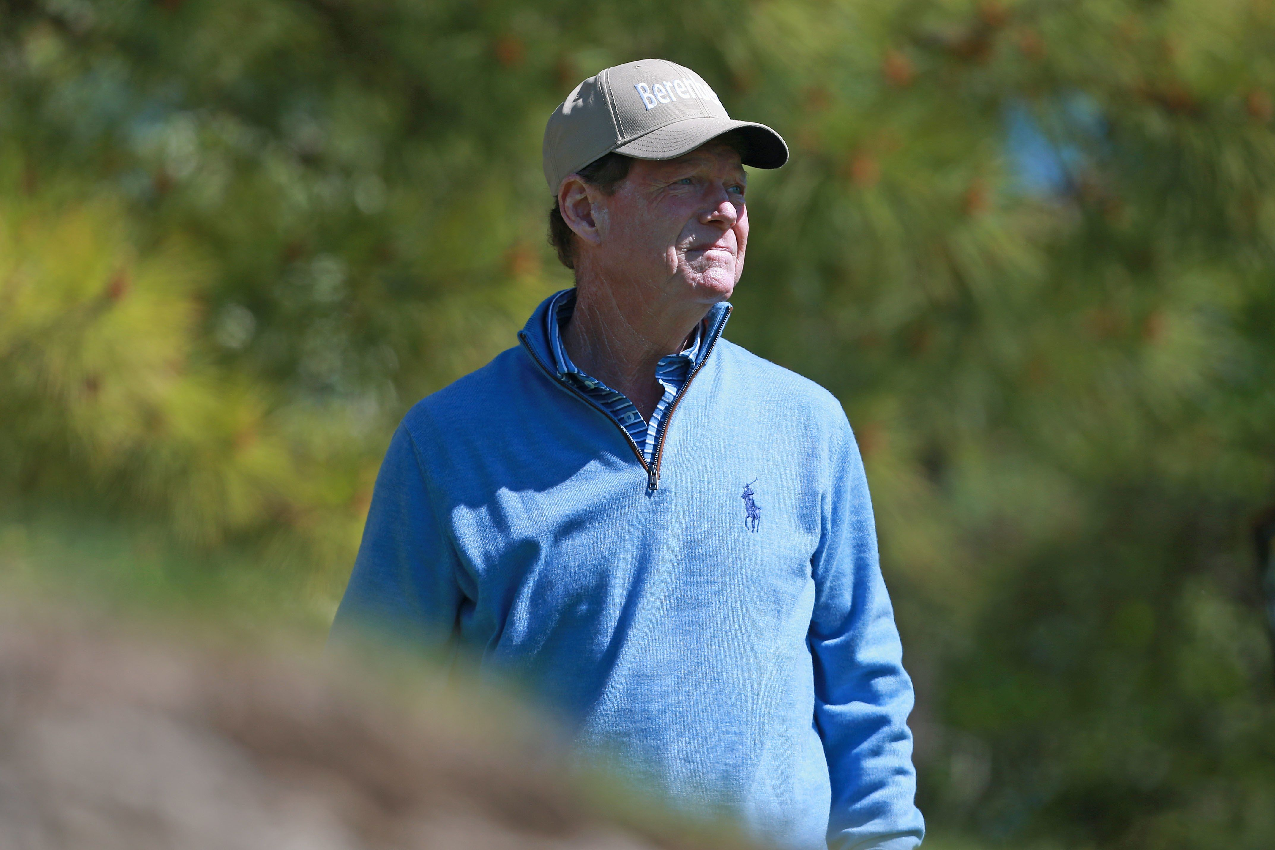 Tom Watson will soon break 70 — in age — but he is still animated by playing in USGA championships