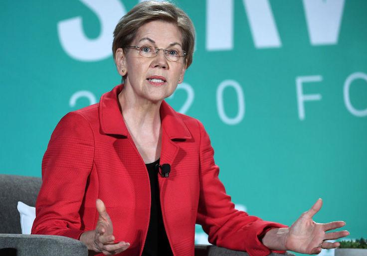 Warren Campaign Facing Unfair-Labor Complaint for Confidentiality Agreement