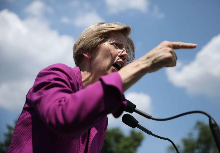 Warren Campaign Scrubs Native American DNA Test Video From Website