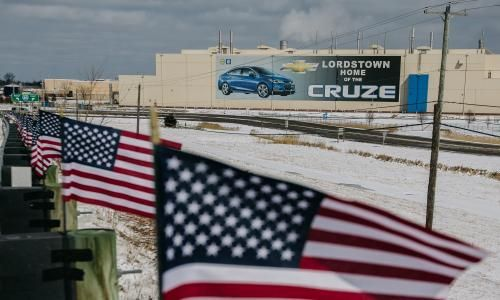 'It's devastating'. End of GM in Ohio town as Trump fails to bring back midwest jobs