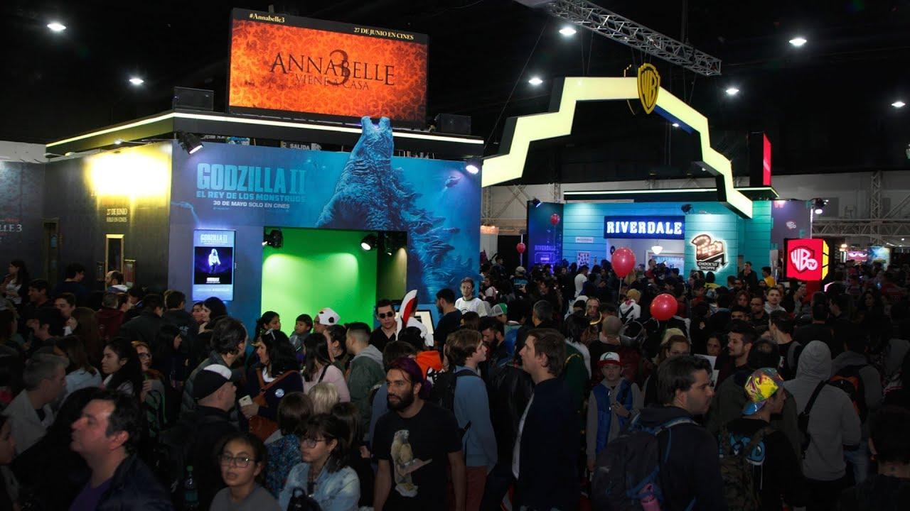 Warner Bros.: Warner Bros. – Argentina Comic Con May 2019