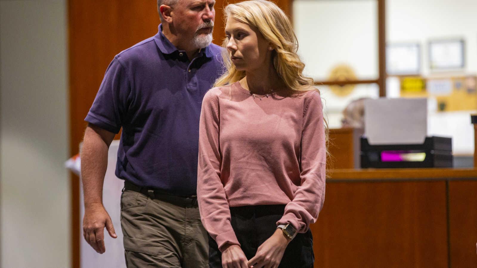 SEE OHIO CHEERLEADER INTERROGATION: Brooke Skylar Richardson sobs, confesses to burying newborn in yard – CrimeOnline