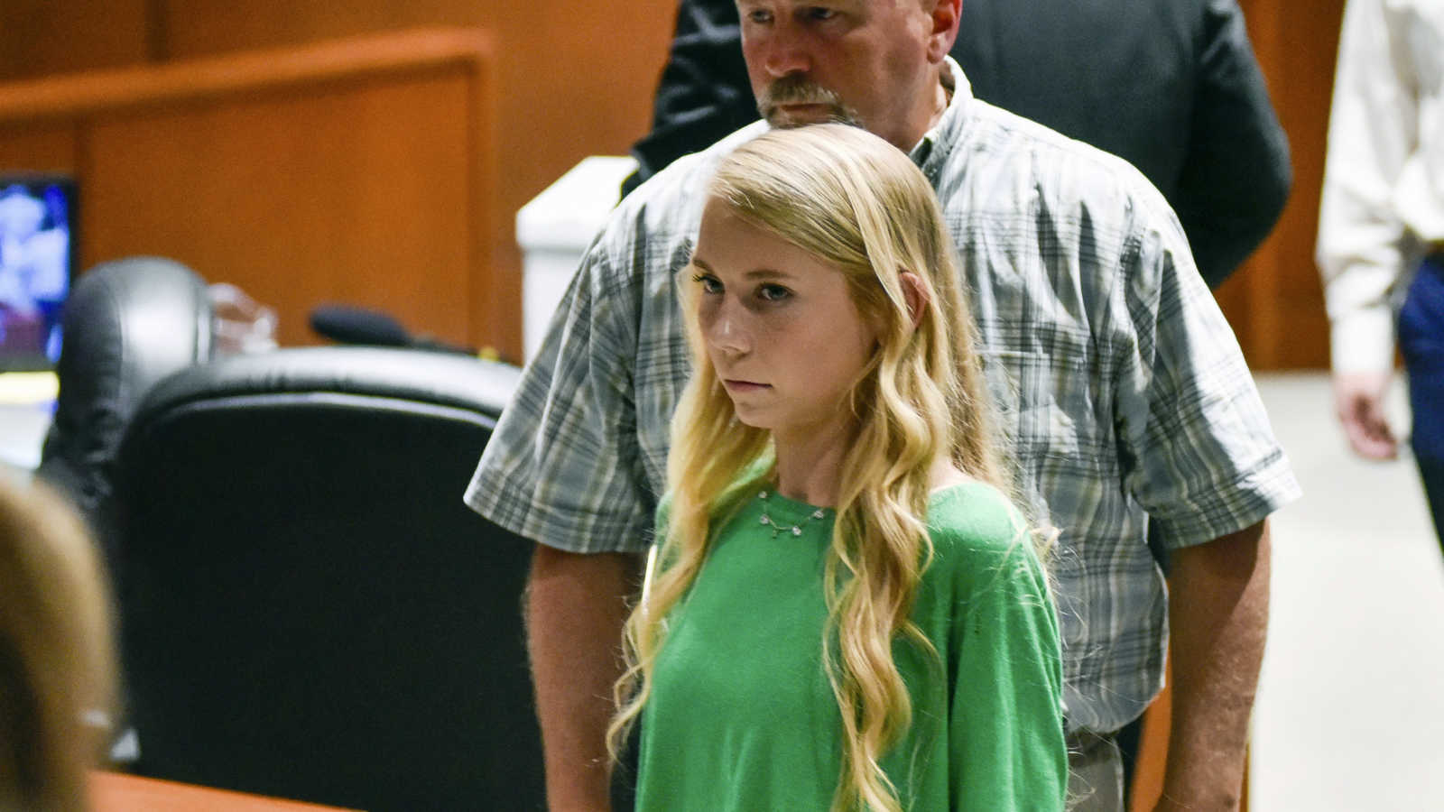 Cheerleader murder trial: Brooke Skylar Richardson searches how to 'get rid of a baby' before killing, burying newborn, prosecution says – CrimeOnline