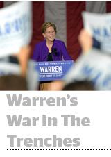 Elizabeth Warren's Campaign Is The New Data-Driven Model
