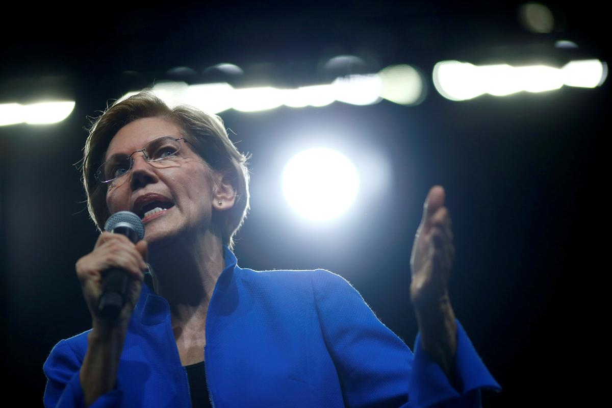 Exclusive: Economist who backed Warren healthcare plan has doubts about her wealth tax