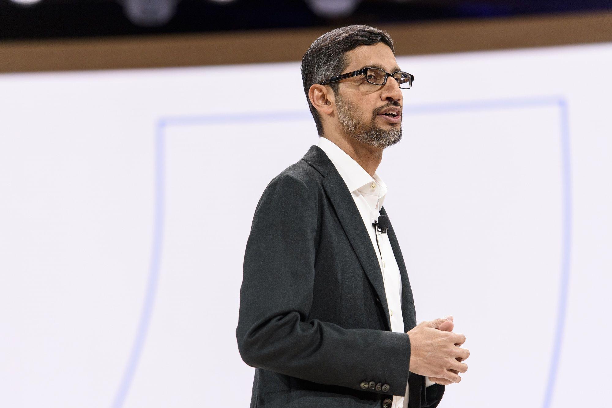 Google Founders Give Up on Being the Warren Buffett of Tech