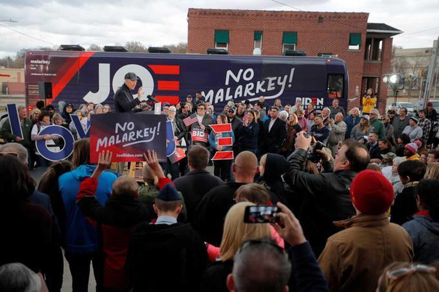 The Trailer: The electorate that Biden and Buttigieg see (David Weigel/Washington Post)