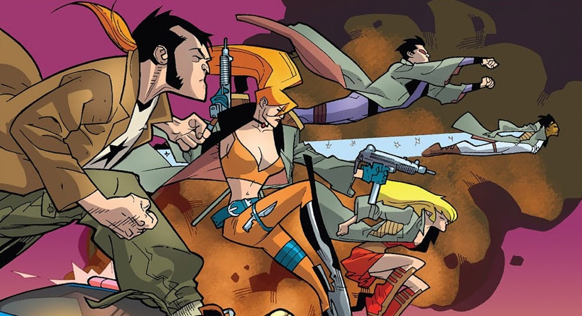 The Marvel Retro Rundown: Ellis & Immonen's NEXTWAVE is here to blow up your comic book collection