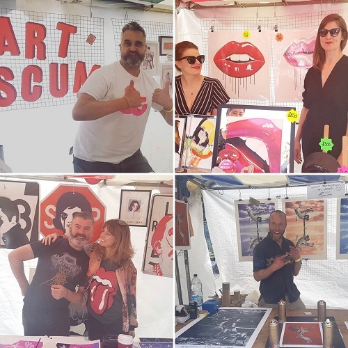 Brighton gallery auctioning limited edition art for charity – The Argus