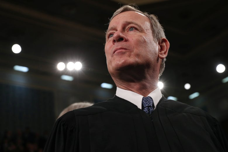 Is John Roberts Moving to the Left?