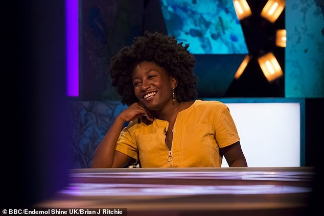 Fury as black comedian Sophie Duker jokes about killing white people on Frankie Boyle's BBC2 show days after new Director-General Tim Davie vowed to tackle 'Left-wing comedy bias'